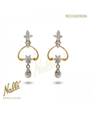 DIAMOND FANCY EARRINGS