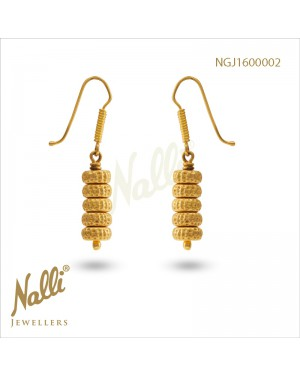 ETHNIC HOOK EARRINGS